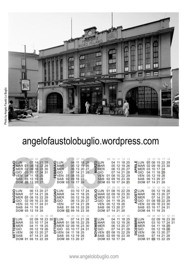 Stazione Bullona di Milano, Italia 1992